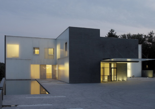 Modern Architecture by Steven Holl