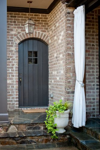 Back porch curtains