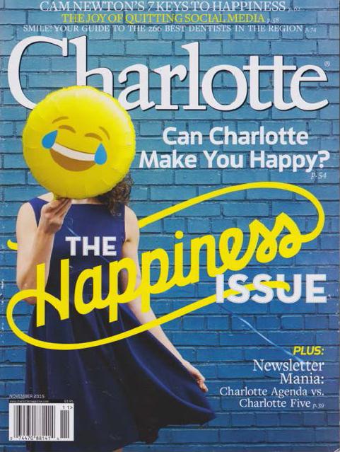 Charlotte Magazine November