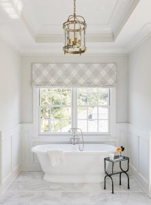 New Construction Master Bathroom Interior Designer
