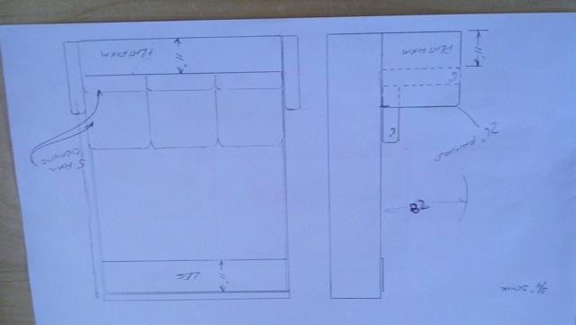 Murphy Bed Plans Laura Casey Interiors Interior Designer Charlotte Nc