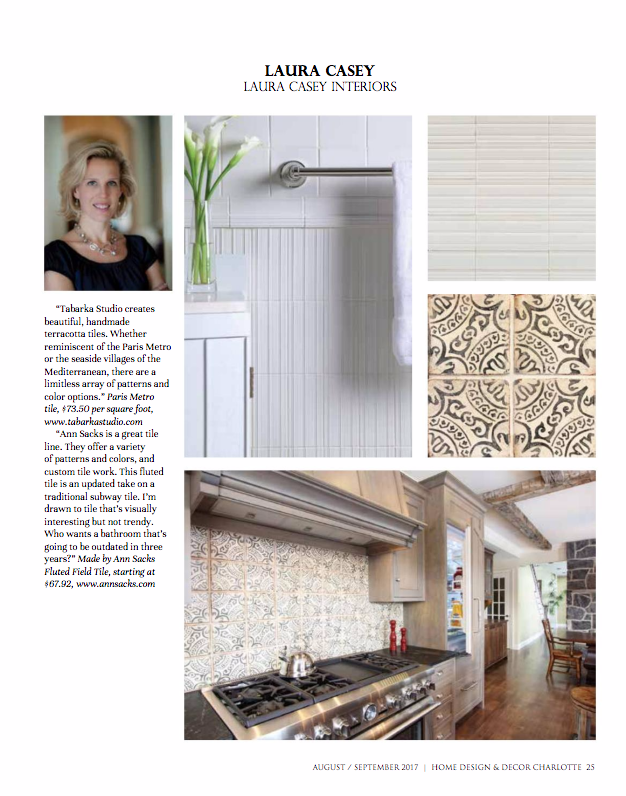 Lci Feature In Home Design Decor Charlotte Laura Casey