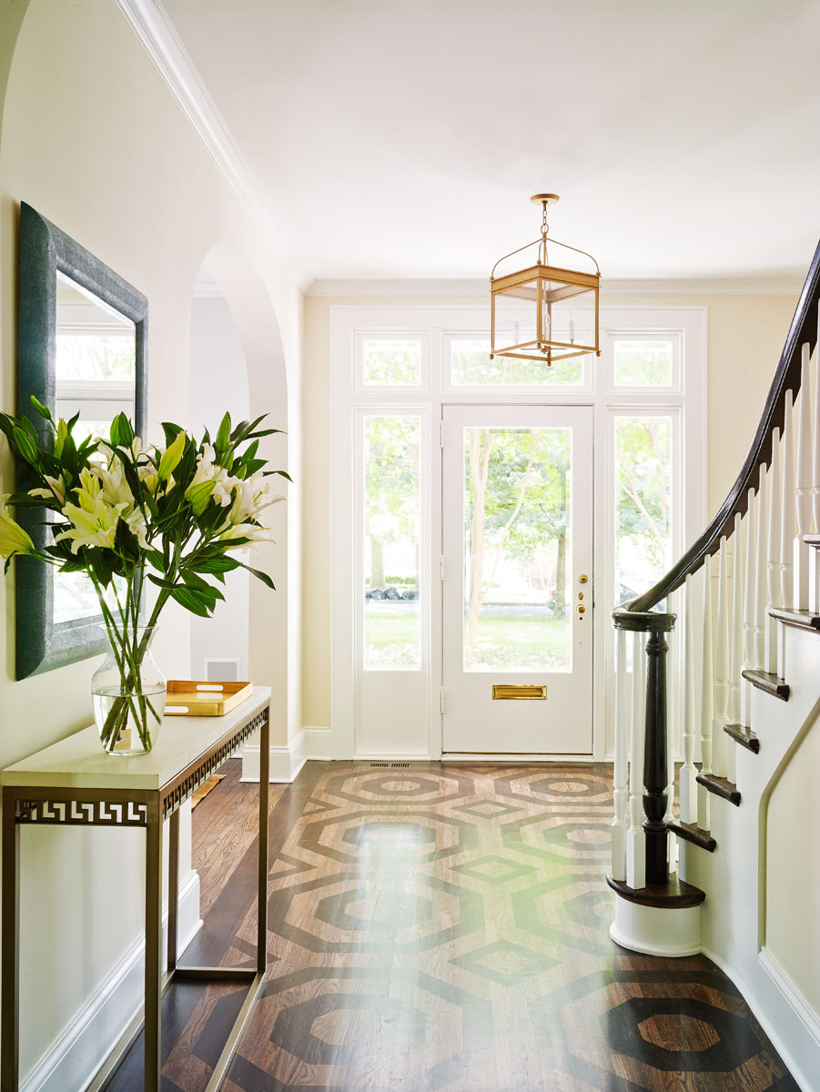 Charlotte Interior Design Entry