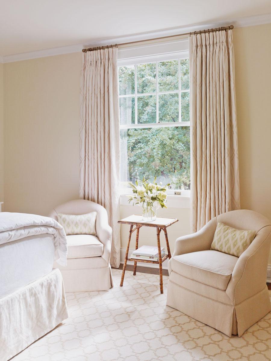 Charlotte Interior Designer Master Bedroom