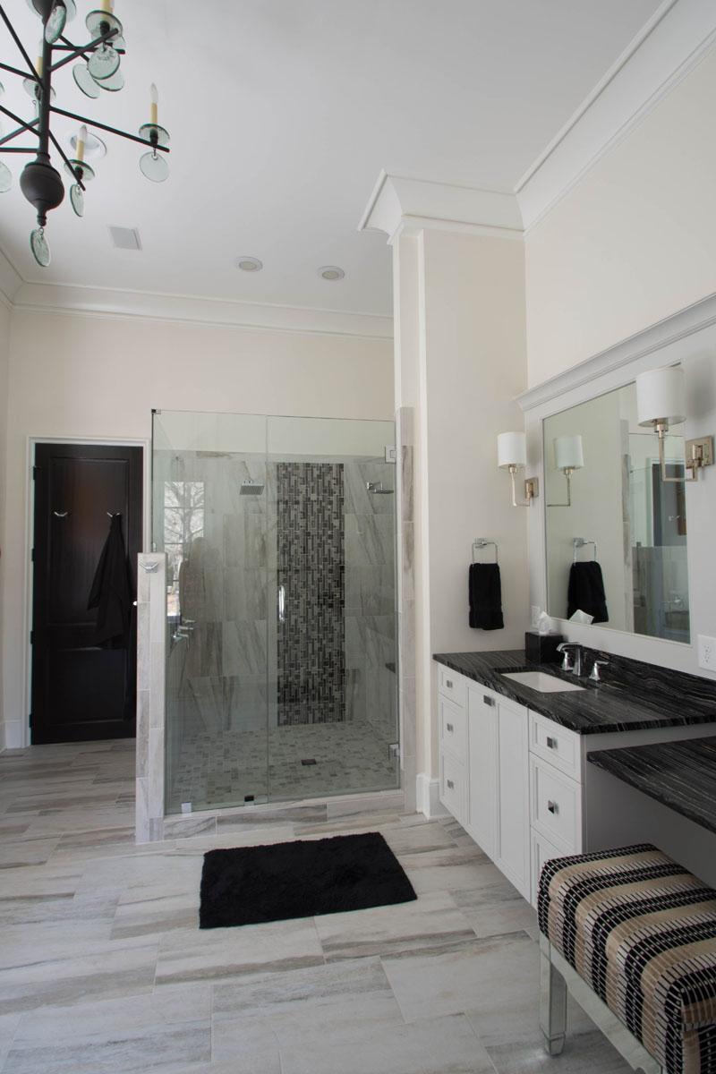 LCI Bathroom Interior Designer Master Bathroom