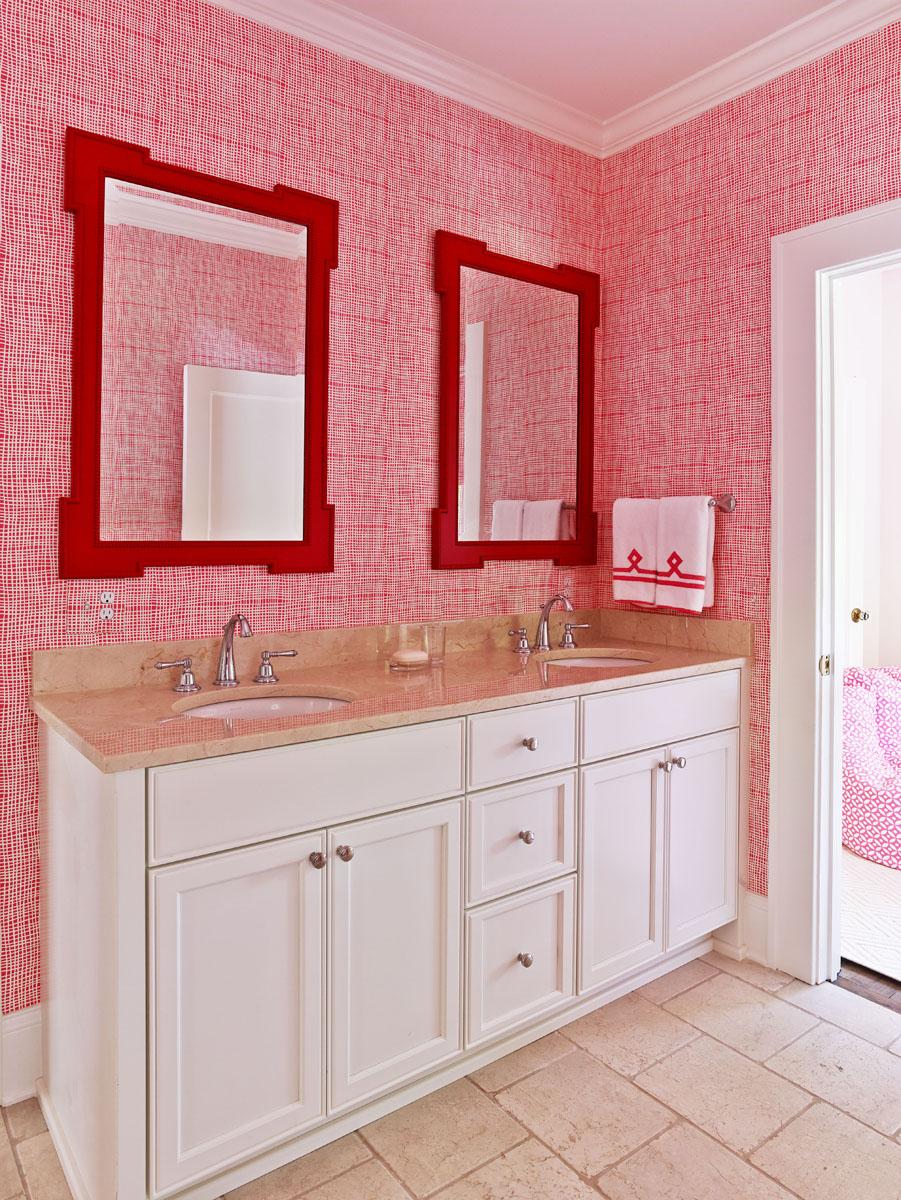 Charlotte Interior Designer Bathroom