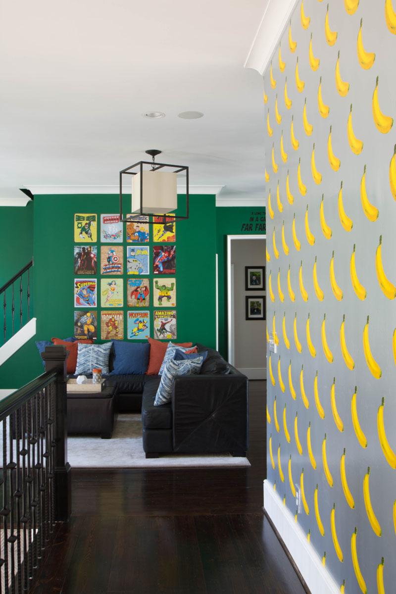 Interior Designer Playroom