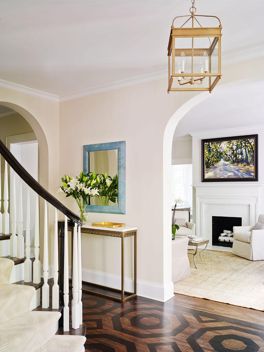 Entry Interior Designer Charlotte
