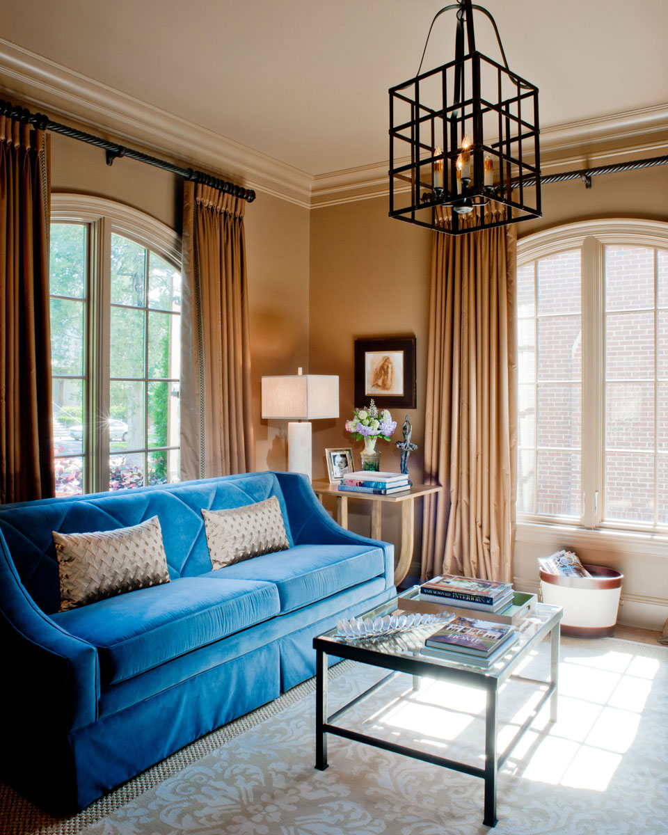 Neutral Family Home Laura Casey Interiors Charlotte NC