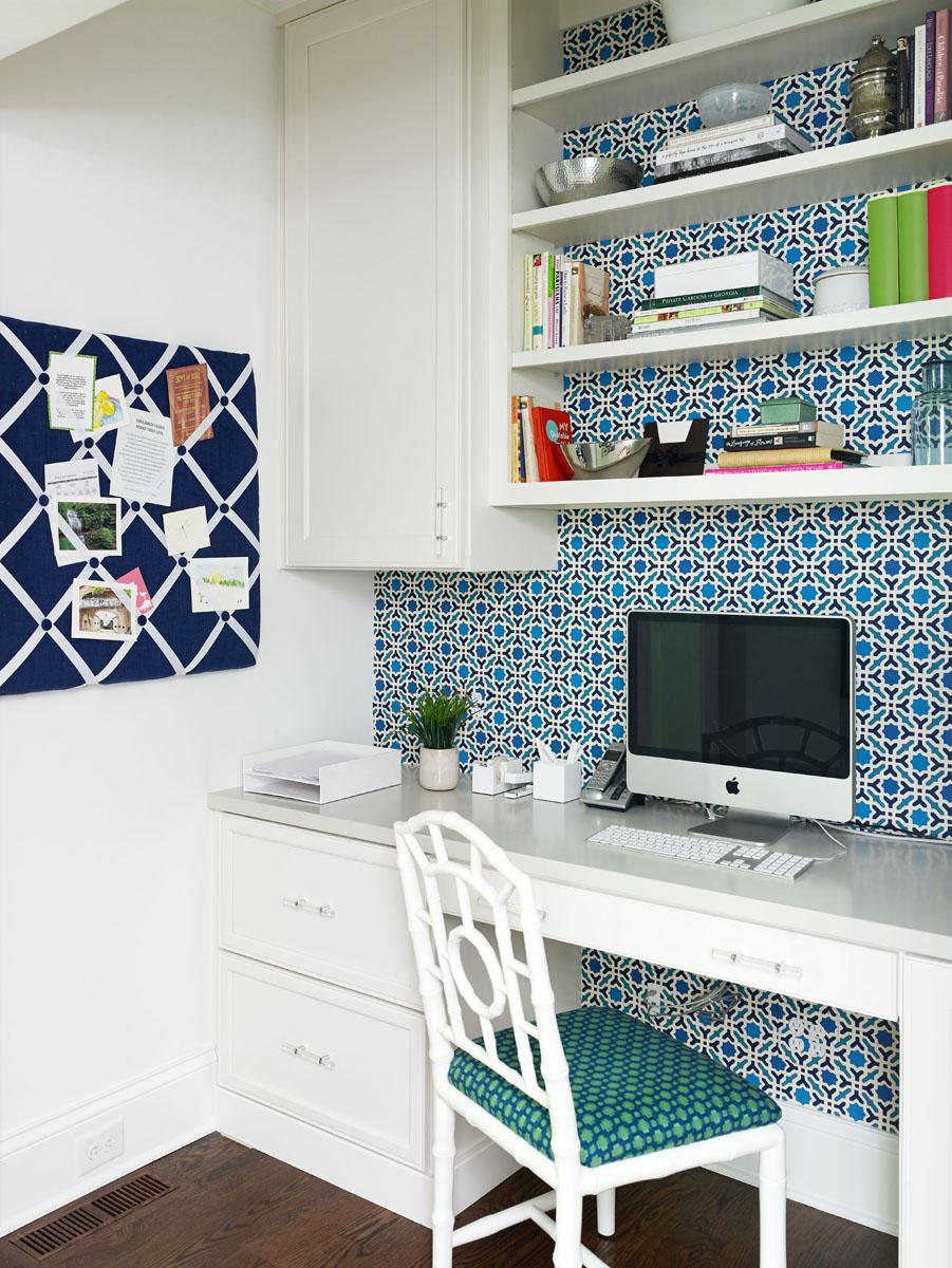 Interior Designer Craft Room Charlotte NC