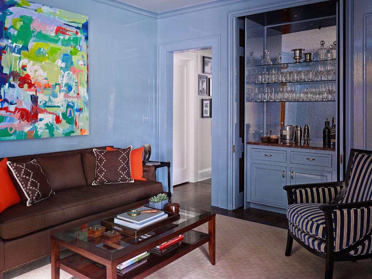 Interior Designer Study Room Charlotte NC