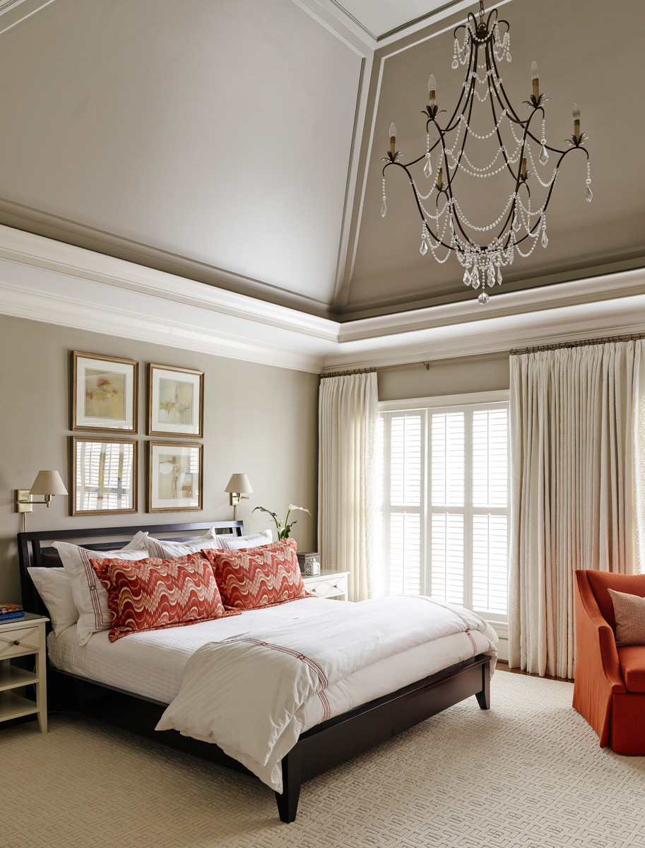 Interior Design Master Bedroom Charlotte NC