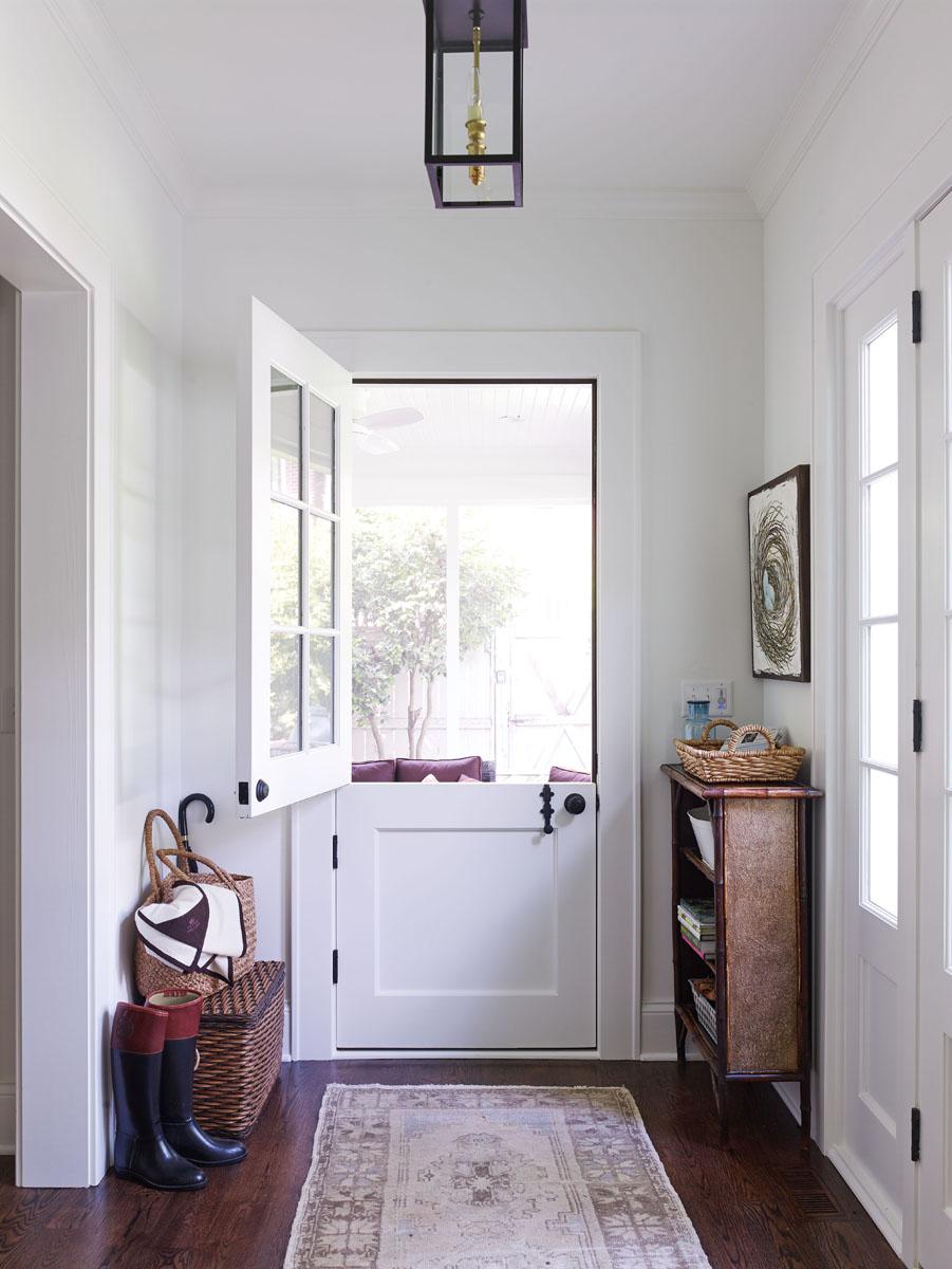 Interior Designer Mudroom Charlotte