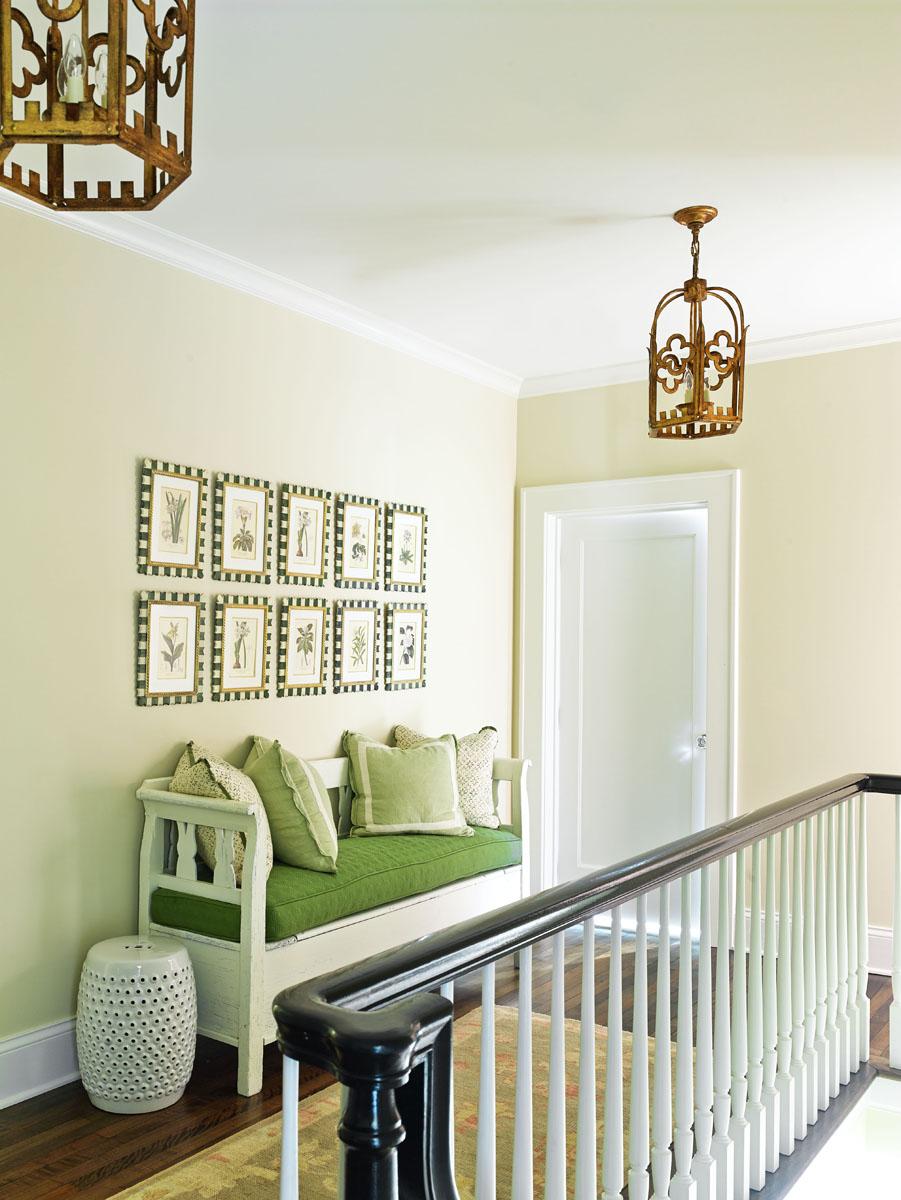 Interior Designer Charlotte Stairway