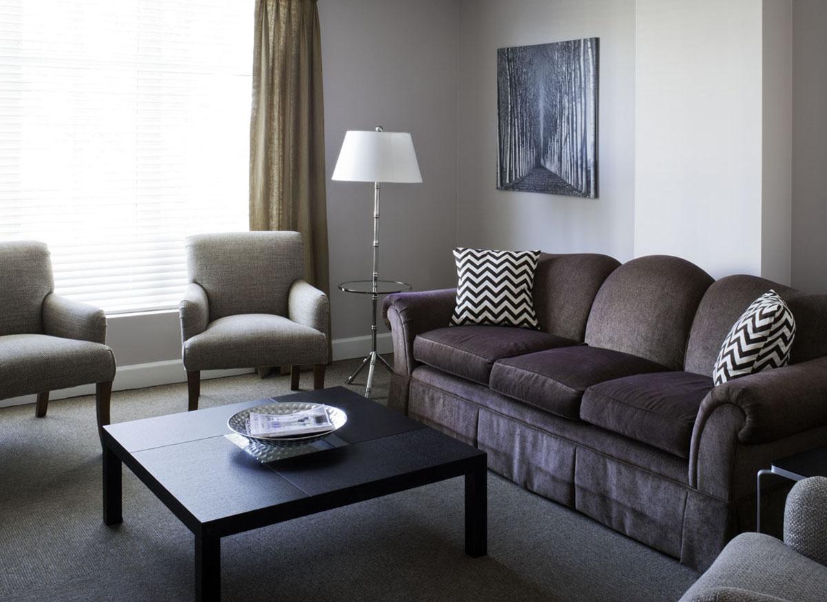 Sitting area Interior Design Charlotte NC