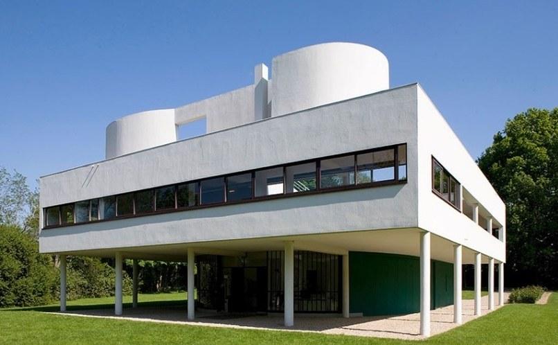 Steel Frame Windows Mies Van der Rohe