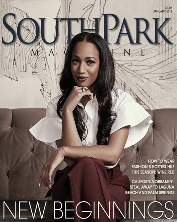 SouthPark Magazine Interiors