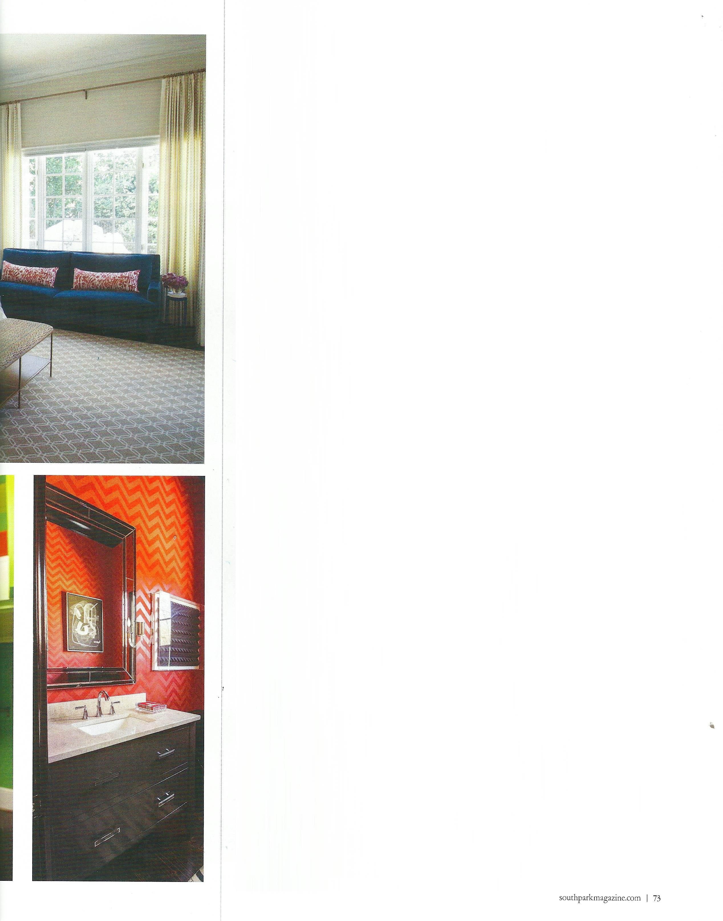 Interior Design Southpark Magazine