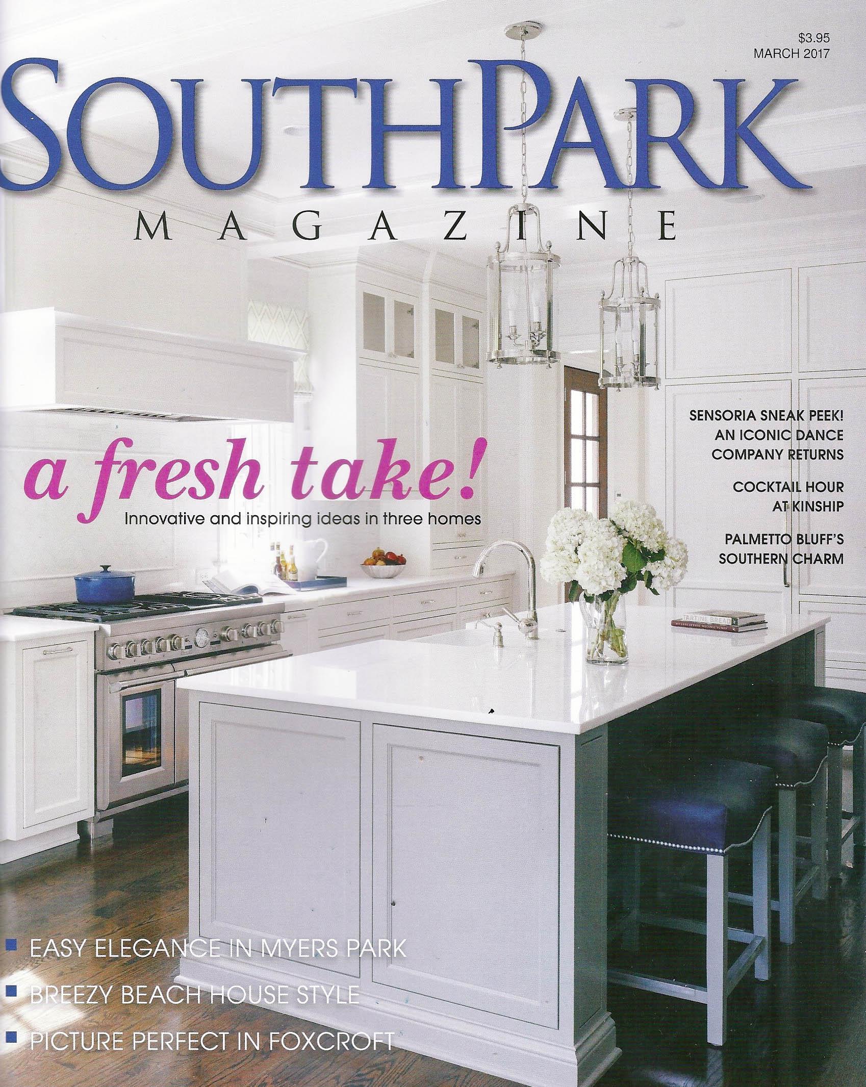 SouthPark Magazine Charlotte NC