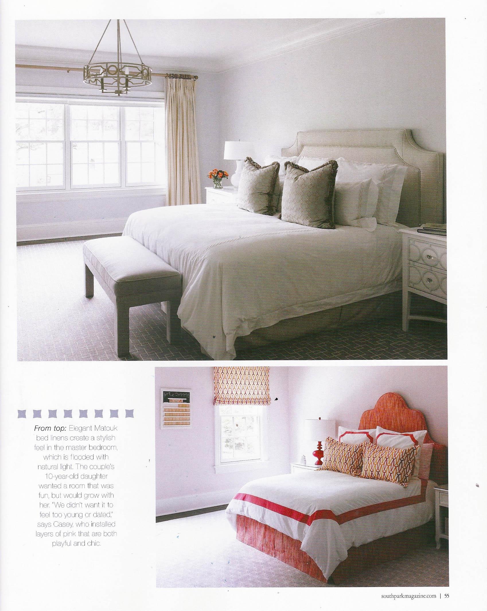 Matouk Master Bedroom Interior Design