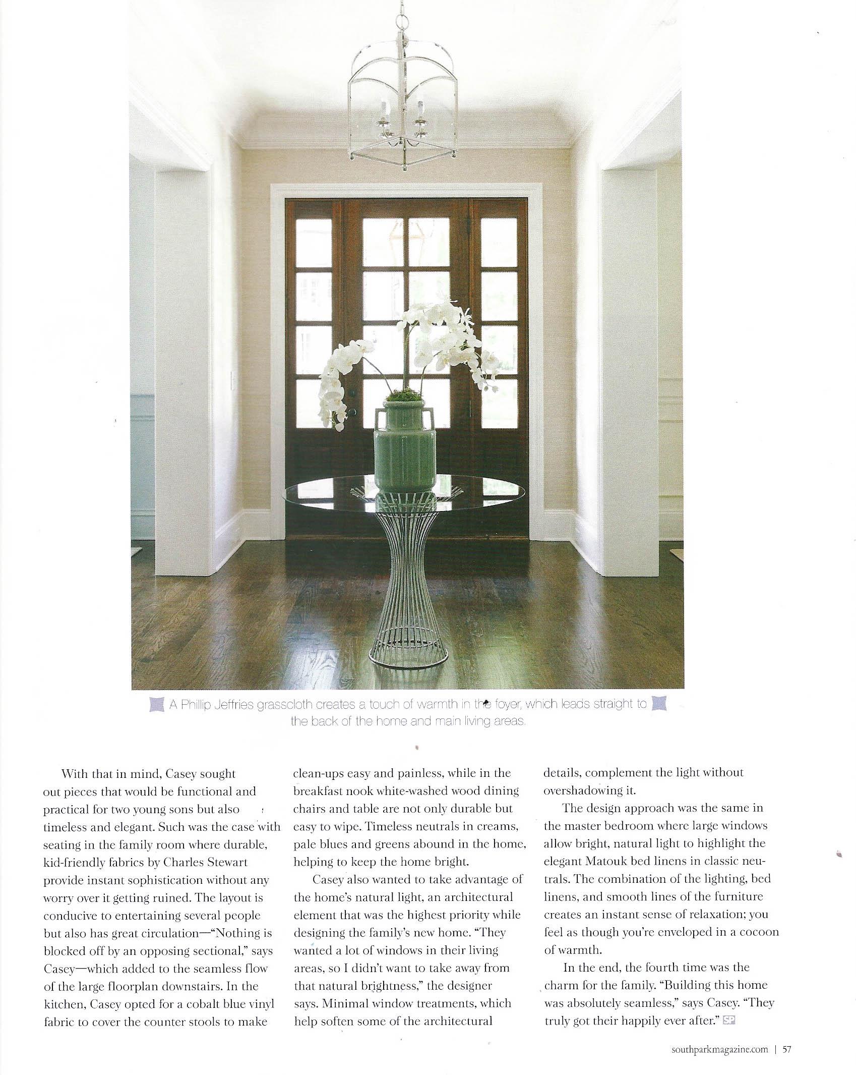 Home and main living areas Interior Design