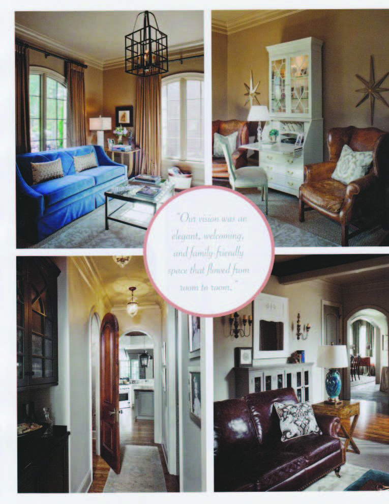 Family Friendly Homes Interior Design Charlotte