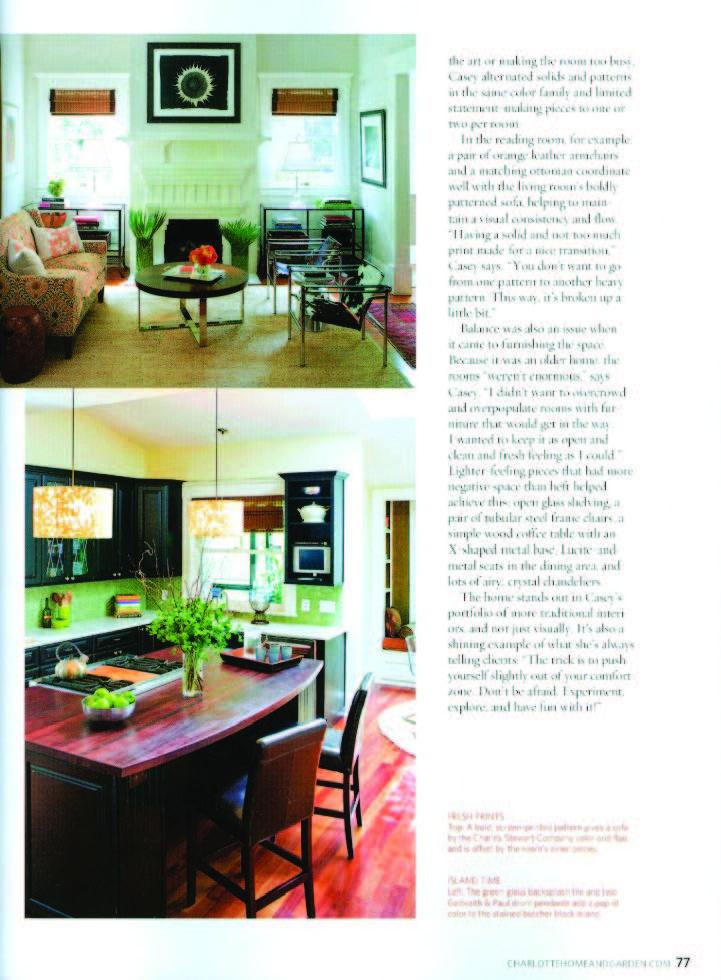 Winter Home and Garden Interiors Design