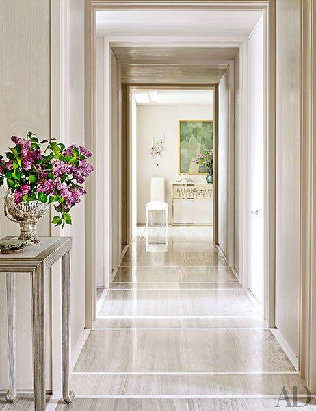 monochromatic hallway