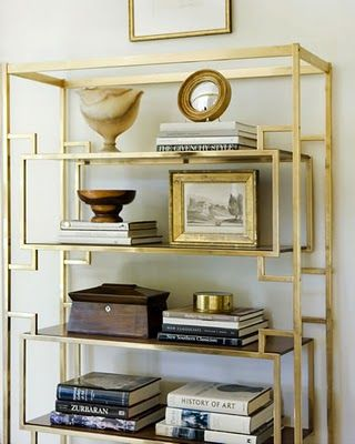 Styled Bookcases 1