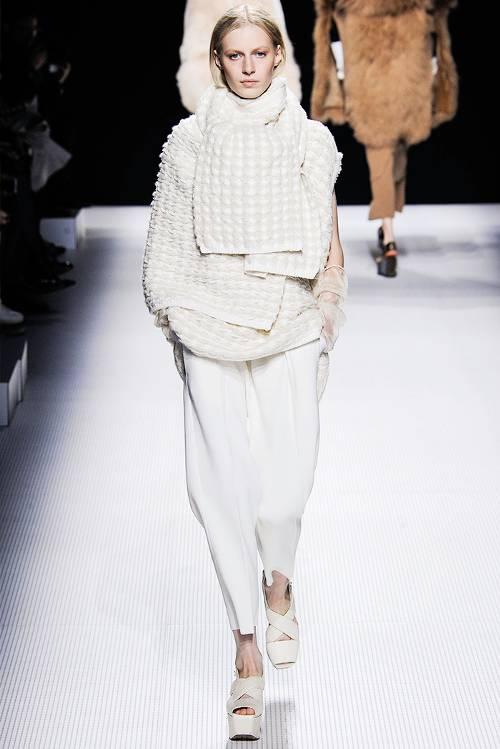 winter white fashion