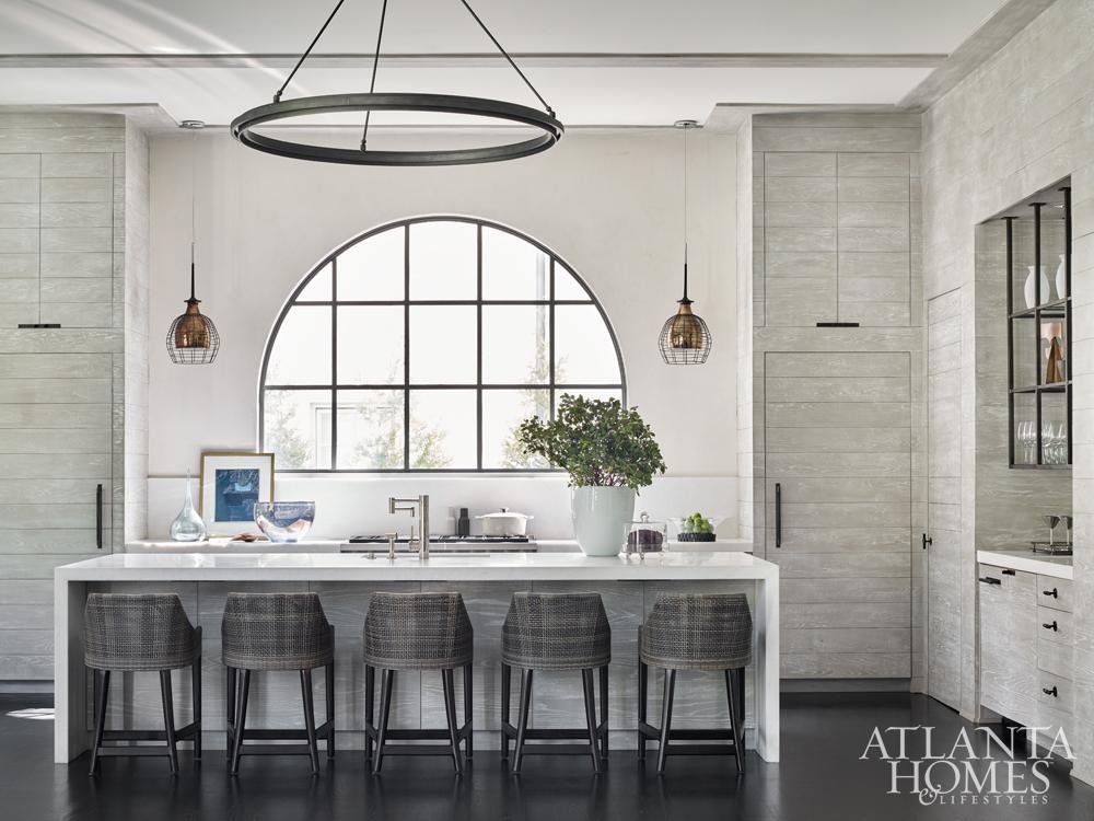 Atlanta Homes Magazine Kitchen