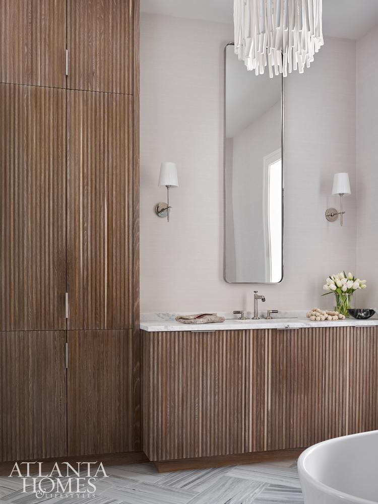 Atlanta Homes Magazine Bathroom