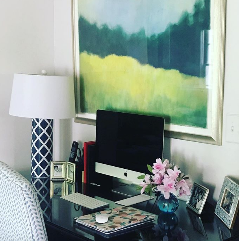 Laura Casey Interiors Home Office