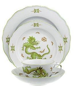 Meissen dragon